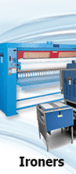 Commercial Industrial BannerIRONER